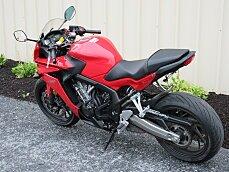 2014 Honda CBR650F for sale 200473816