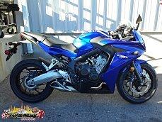 2014 Honda CBR650F for sale 200516631