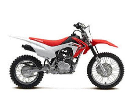 2014 Honda CRF125F for sale 200605248
