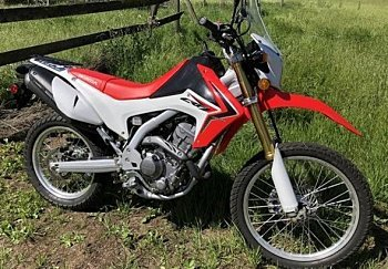 2014 Honda CRF250L for sale 200577529