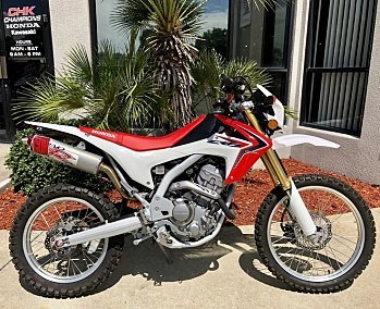 2014 Honda CRF250L for sale 200580941
