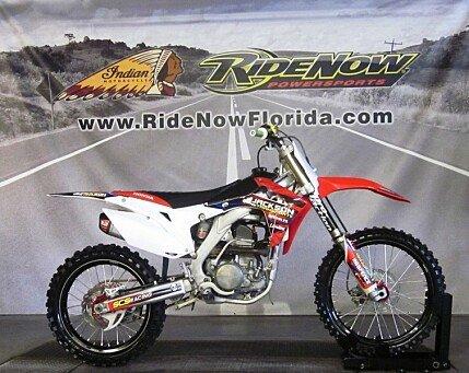 2014 Honda CRF250R for sale 200617451