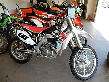 2014 Honda CRF450R for sale 200593487