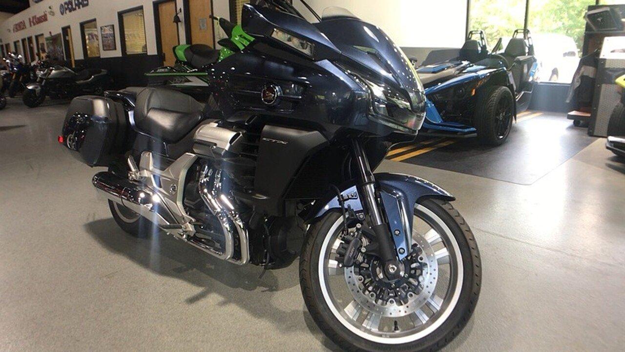 2014 Honda CTX1300 for sale 200375948