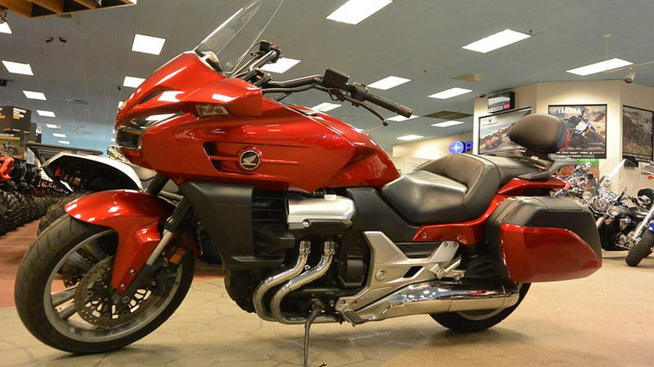 2014 Honda CTX1300 for sale 200599657