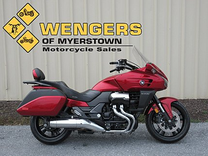 2014 Honda CTX1300 for sale 200449437