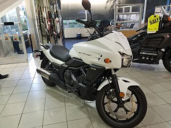 2014 Honda CTX700 for sale 200503596