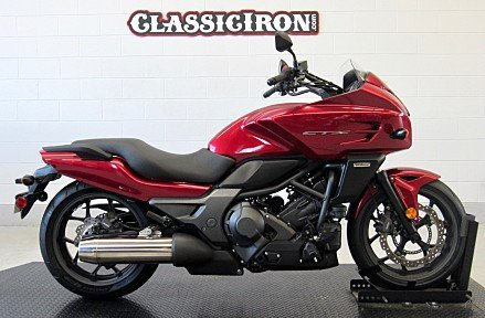 2014 Honda Ctx700 Motorcycles For Sale Motorcycles On Autotrader