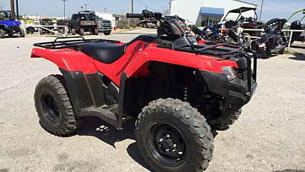 2014 Honda FourTrax Rancher for sale 200553254