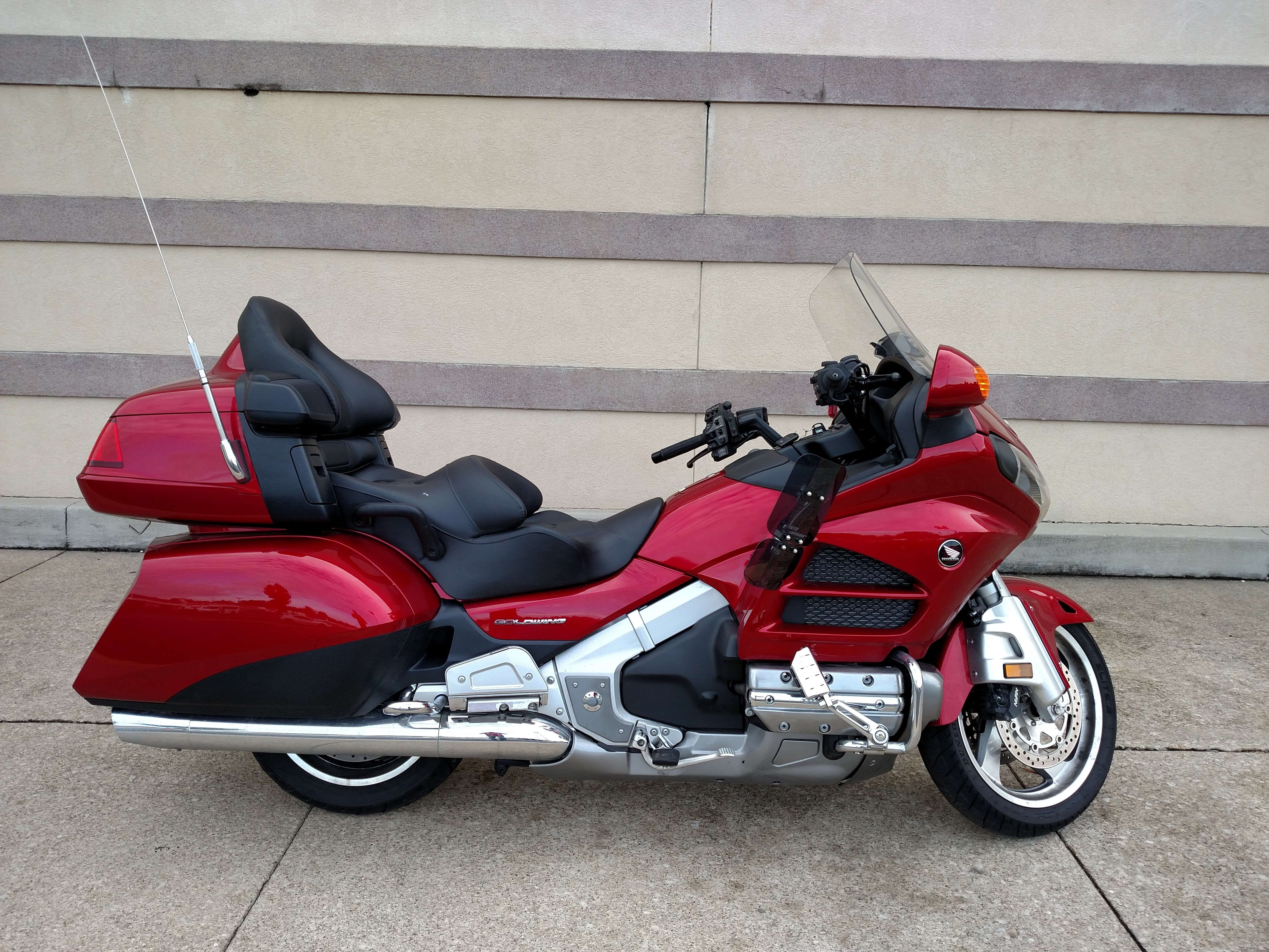2014 Honda Gold Wing For Sale Near Westerville  Ohio 43081