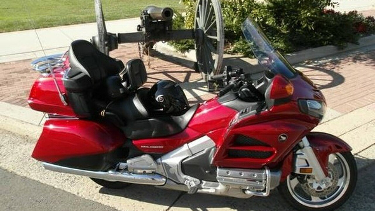 2014 Honda Gold Wing for sale 200518591
