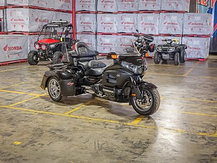 2014 Honda Gold Wing for sale 200586000