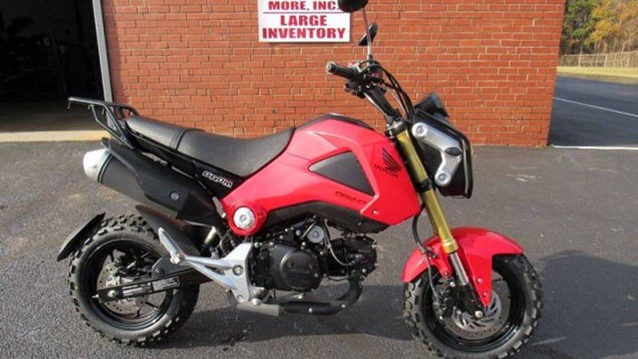 2014 Honda Grom for sale 200516746
