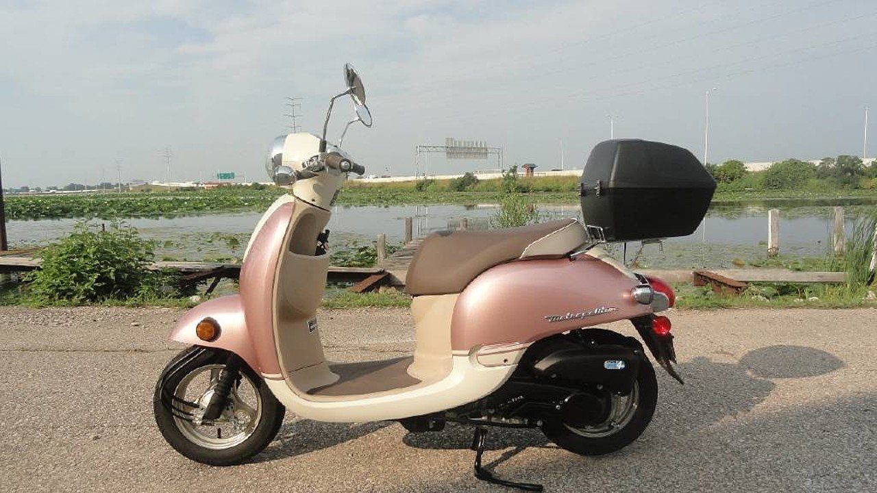 2014 Honda Metropolitan for sale 200336770