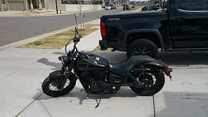 2014 Honda Shadow Phantom for sale 200577977