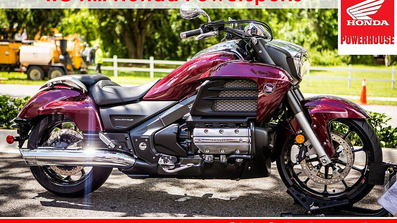 2014 Honda Valkyrie for sale 200547641