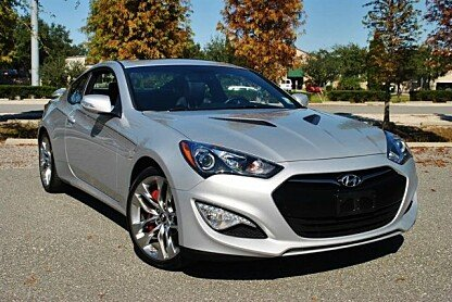 2014 Hyundai Genesis Coupe 3.8 for sale 100832562