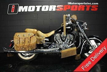 2014 Indian Chief for sale 200480810