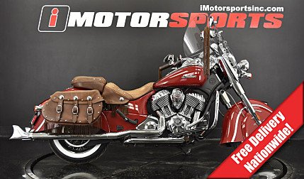 2014 Indian Chief for sale 200606434