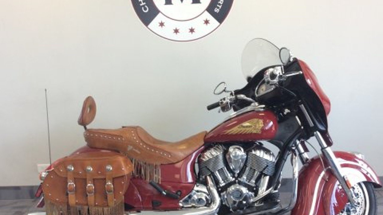2014 Indian Chieftain for sale 200545061