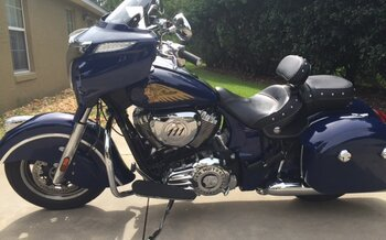 2014 Indian Chieftain for sale 200430153