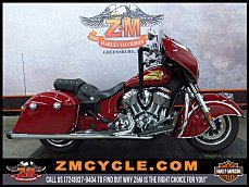 2014 Indian Chieftain for sale 200475300