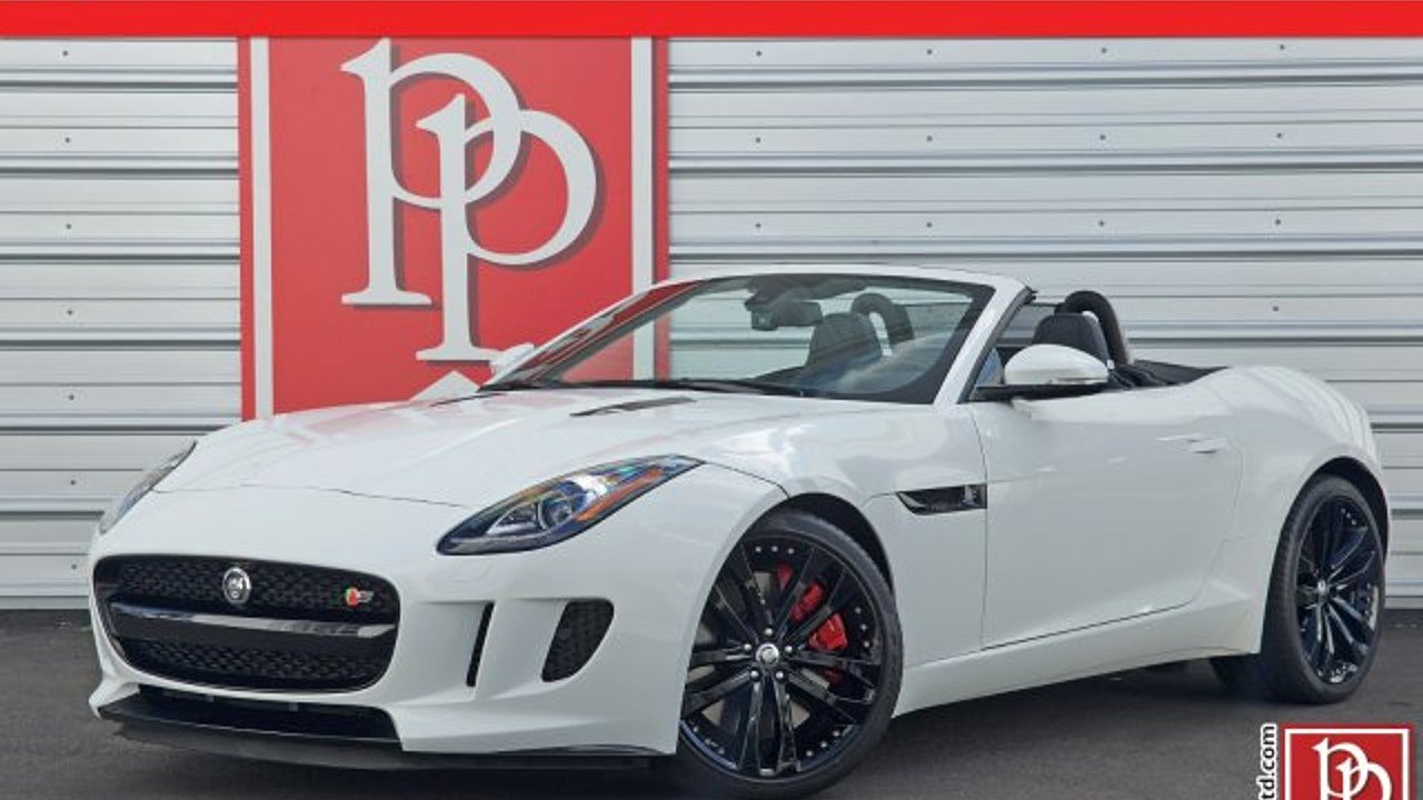 toronto s on cabriolet convertible f sport htm exhaust sale jaguar used for type supercharged
