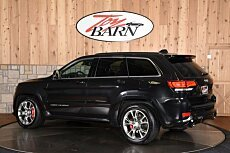 2014 Jeep Grand Cherokee 4WD SRT8 for sale 100834225