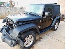 2014 Jeep Wrangler 4WD Sport for sale 100290100