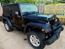 2014 Jeep Wrangler 4WD Sport for sale 100749794