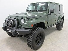 2014 Jeep Wrangler 4WD Unlimited Rubicon for sale 100759063