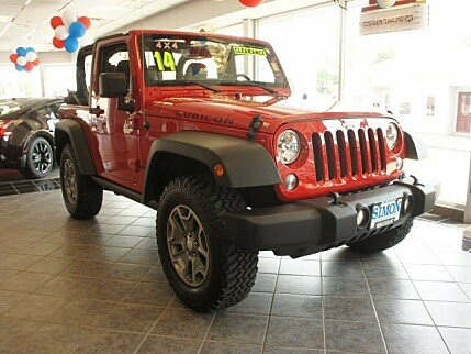 2014 Jeep Wrangler 4WD Rubicon for sale 100765304