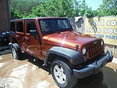2014 Jeep Wrangler 4WD Unlimited Sport for sale 100766445