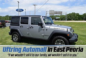 2014 Jeep Wrangler 4WD Unlimited Rubicon for sale 100879250