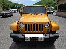 2014 Jeep Wrangler 4WD Unlimited Sahara for sale 100872150