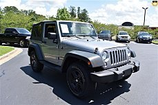 2014 Jeep Wrangler 4WD Sport for sale 100878795