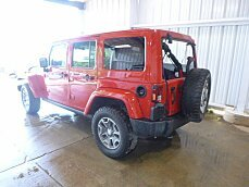 2014 Jeep Wrangler 4WD Unlimited Rubicon for sale 100879262