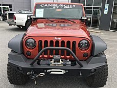 2014 Jeep Wrangler 4WD Rubicon for sale 100891698