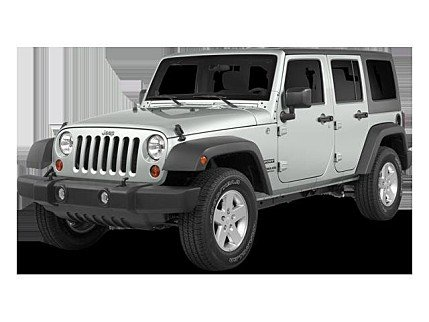 2014 Jeep Wrangler 4WD Unlimited Sport for sale 100904923