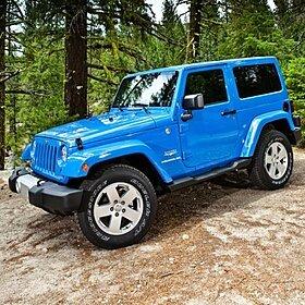 2014 Jeep Wrangler 4WD Sahara for sale 100906215
