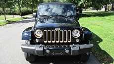 2014 Jeep Wrangler 4WD Unlimited Sahara for sale 100909699