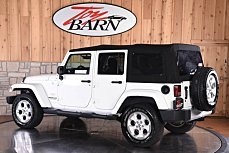 2014 Jeep Wrangler 4WD Unlimited Sahara for sale 100912040