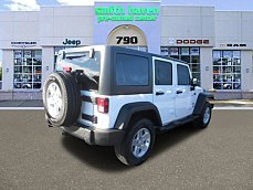 2014 Jeep Wrangler 4WD Unlimited Sport for sale 100914746