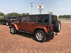 2014 Jeep Wrangler 4WD Unlimited Sahara for sale 100915319