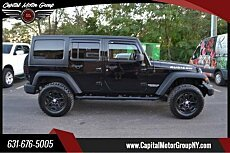 2014 Jeep Wrangler 4WD Unlimited Rubicon for sale 100916372