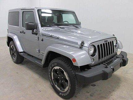 2014 Jeep Wrangler 4WD Sahara for sale 100926061