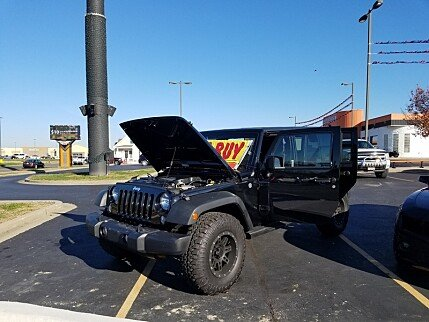 2014 Jeep Wrangler for sale 100926755