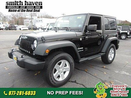 2014 Jeep Wrangler 4WD Sport for sale 100928711