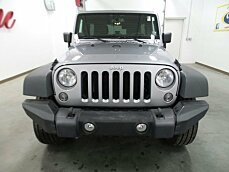 2014 Jeep Wrangler 4WD Unlimited Sport for sale 100931064