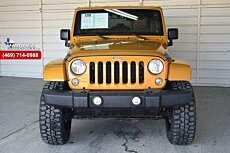 2014 Jeep Wrangler 4WD Unlimited Rubicon for sale 100931240
